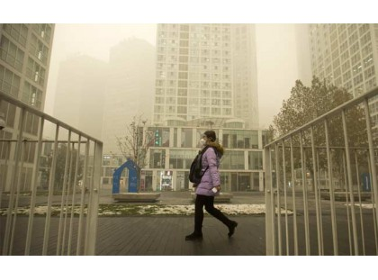 Air Pollution Exposure May Up High Blood Pressure Risk