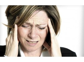 Migraines Up Risk Of Heart At
